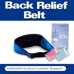 Back Relief Belt from Gift Find Online