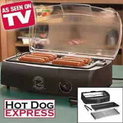 The Hot Dog Express, $39.49