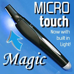 Micro Touch Trimmer only $.95 from Gift Find Online
