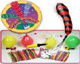 Rocket Balloons, $16.95, This Special TV offer starts with the Rocket Balloon Fun Set which gives you 50 reusable rocket balloons and a two-way action pump.
