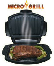 Micro Grill only $34.95 from gift find online